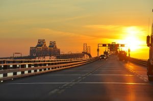 Ride of into the sunset with the best long distance movers MD.